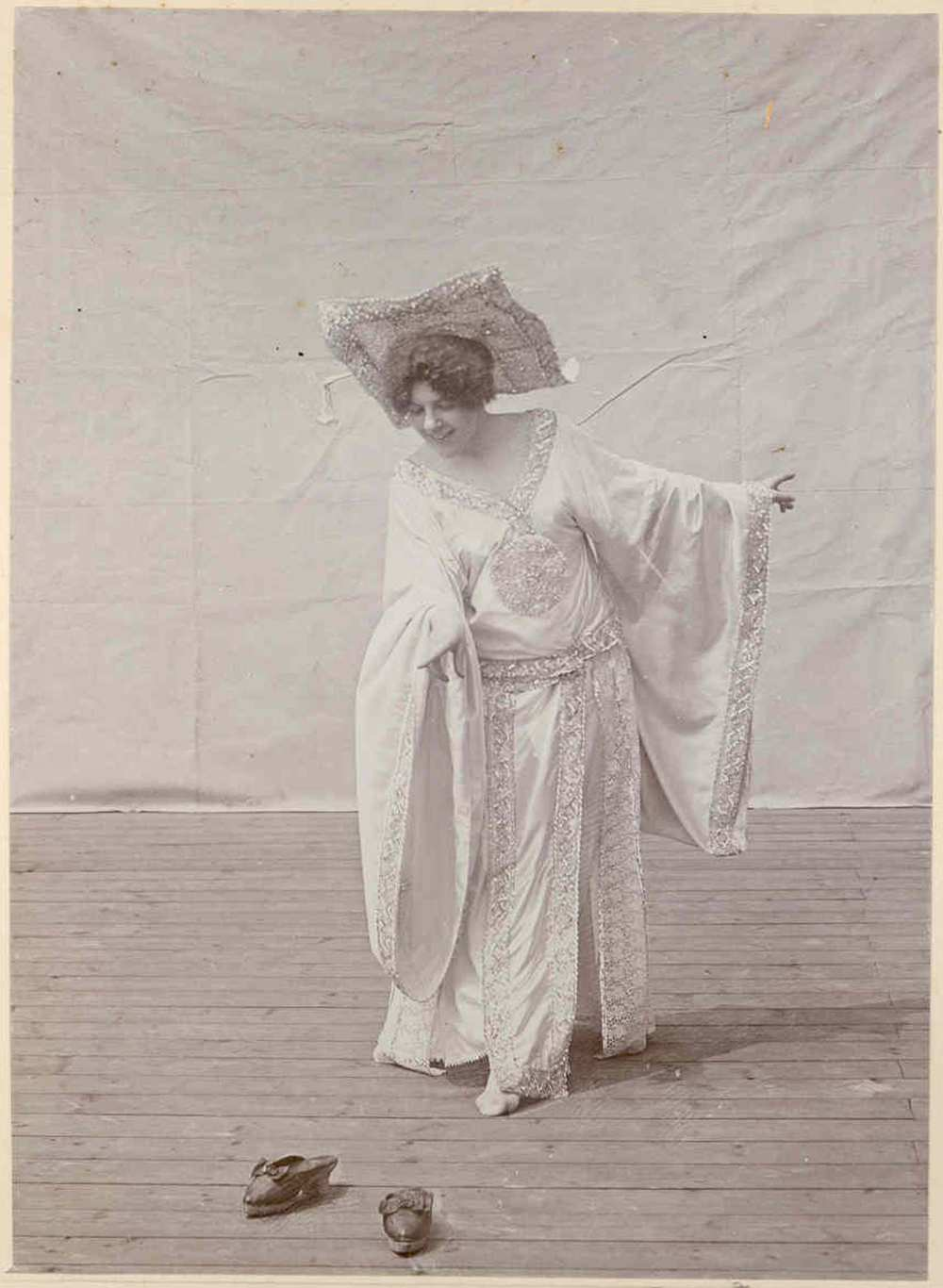 Japáni tánc – Fedák Sári
