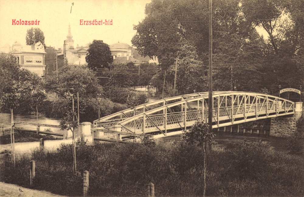 Az Erzsébet híd – Térkép-, Plakát-, és Kisnyomtatványtár, Piarista gyűjtemény. Jelzet: 37/181.