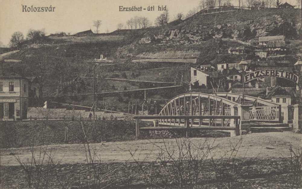 Az Erzsébet híd – Térkép-, Plakát-, és Kisnyomtatványtár, Jelzet: K 2878.