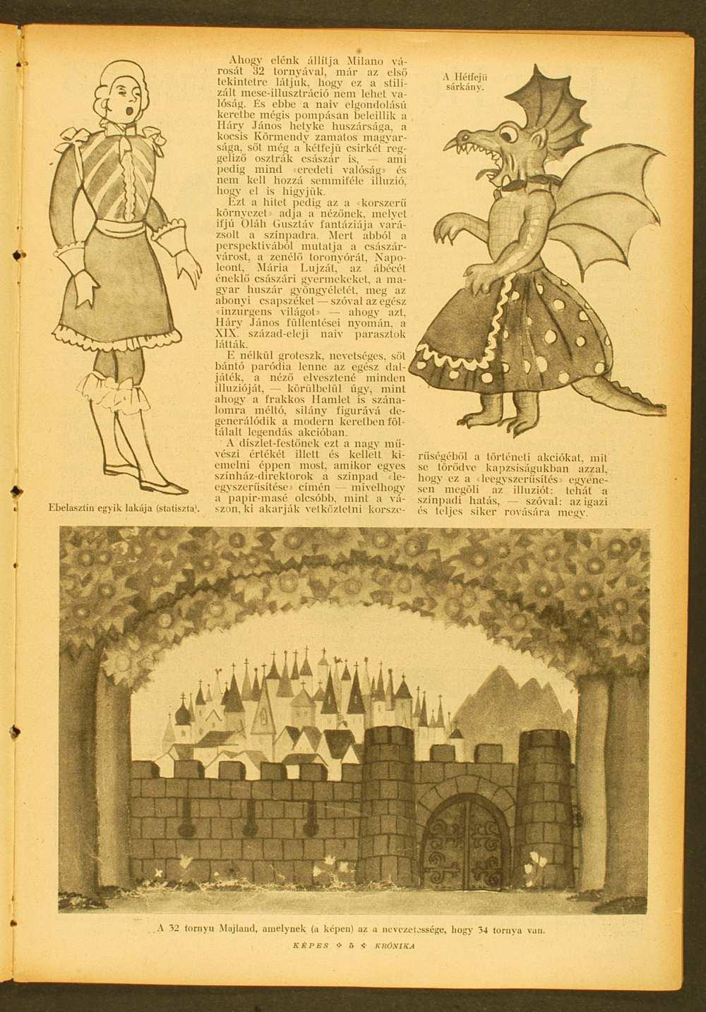 Az Obsitos. In. Képes Krónika,8. évf. 44. sz., 1926. október 31., 5.– Törzsgyűjtemény http://nektar.oszk.hu/hu/manifestation/1019689
