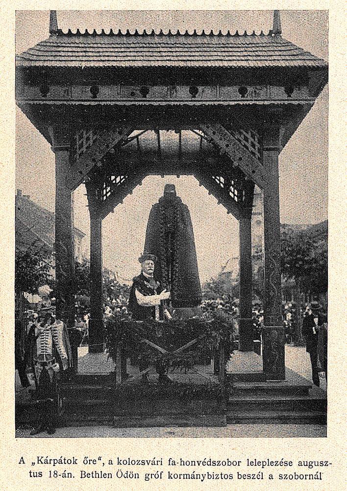 Részlet az Új Időkből 21. évf. 36. sz. (1915. aug. 29.) – Törzsgyűjtemény
