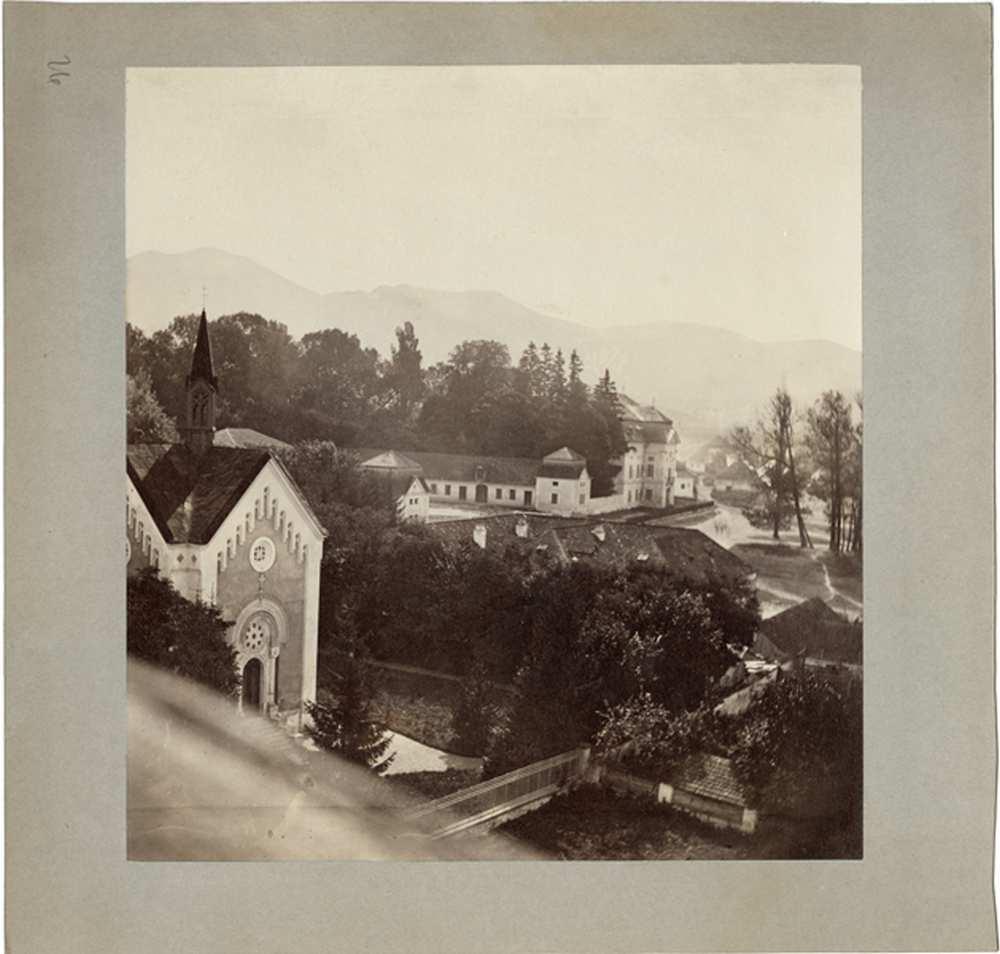 A mosóci Révay-kastély és a kastélyhoz tartozó kápolna – Történeti Fénykép- és Videótár. Jelzet: FTC 0041
