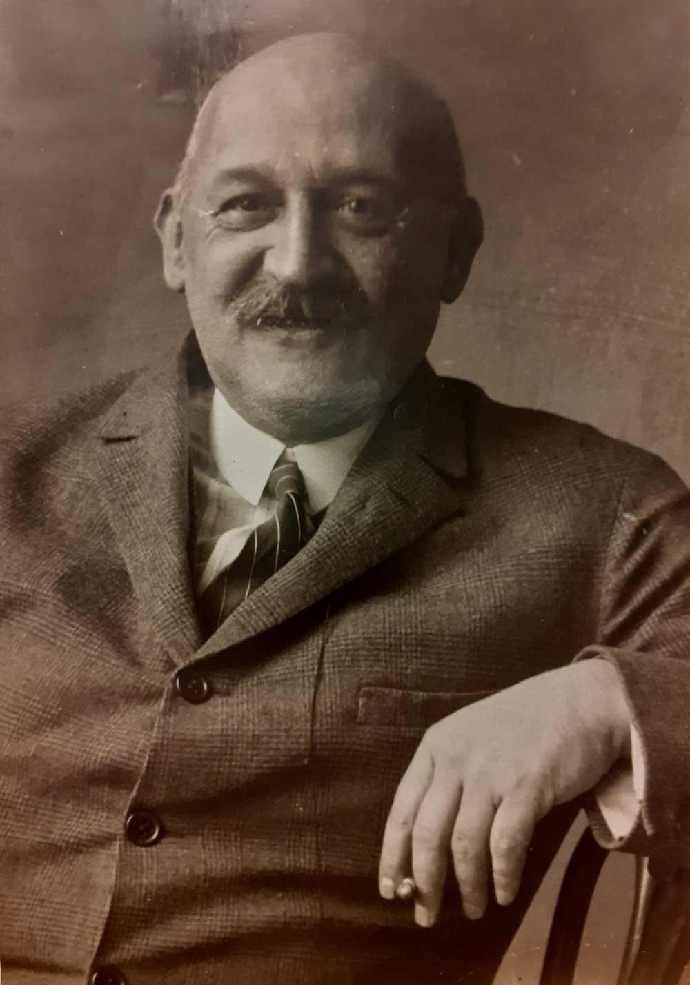 Beöthy László 1930 körül. Jelzet: KB 3683.2 – Színháztörténeti és Zeneműtár