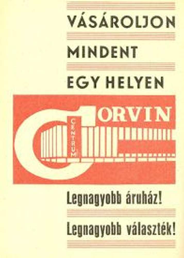 Szórólap a '70-es évekből – Plakát- és Kisnyomtatványtár