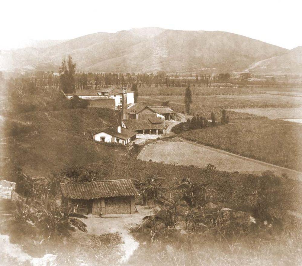 Hacienda de Azucar a Caracasi völgyben (Venezuela). Jelzet: FTD 122 – Történeti Fénykép- és Videótár