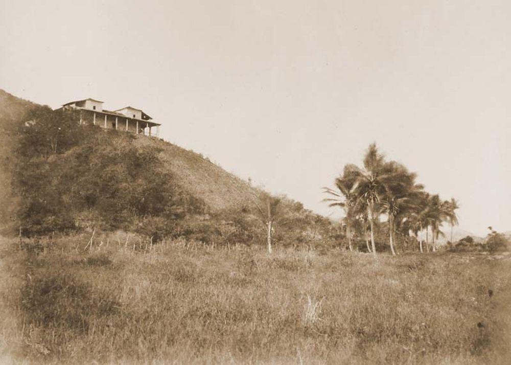 Simon Bolivar háza (Venezuela). Jelzet: FTD 124 – Történeti Fénykép- és Videótár