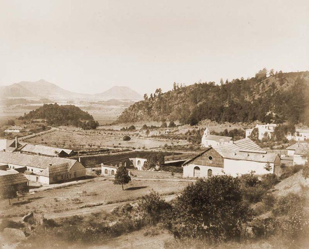 San Raphael völgye. (Mexikó). Jelzet: FTD 146– Történeti Fénykép- és Videótár