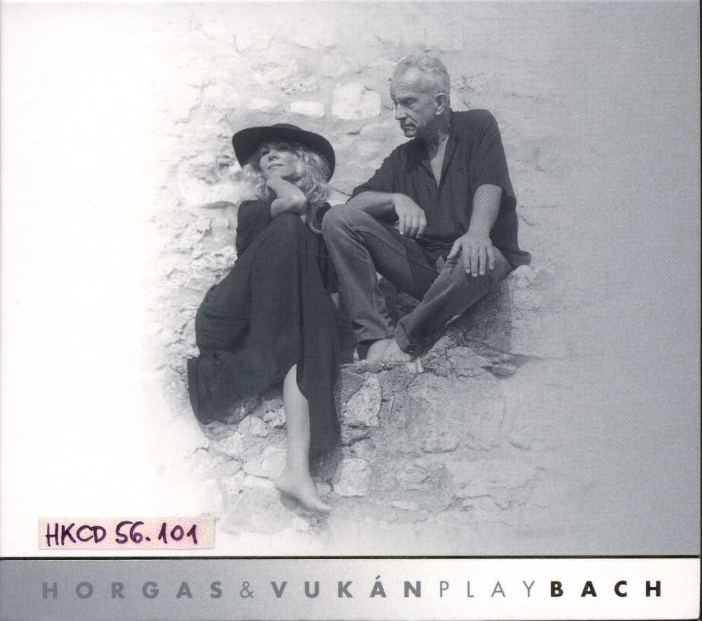 Horgas and Vukán play Bach [hangfelvétel], [s.l.], Vukán Records, 2005. CD-borító – Zeneműtár. Jelzet: HKCD 56.101 http://nektar.oszk.hu/hu/manifestation/3024493