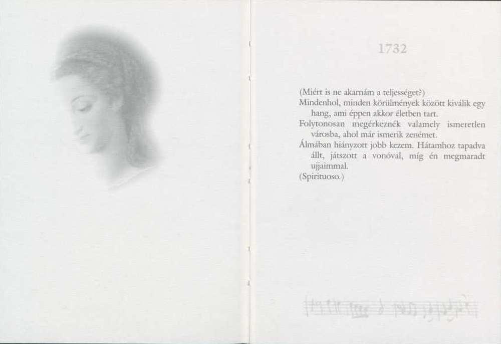 Villányi László: 1732. Részlet. In. Vivaldi naplójából. Villányi László versei, [ill. Bronzino et al.], Budapest, Orpheusz, 1997. – Törzsgyűjtemény http://nektar.oszk.hu/hu/manifestation/265035
