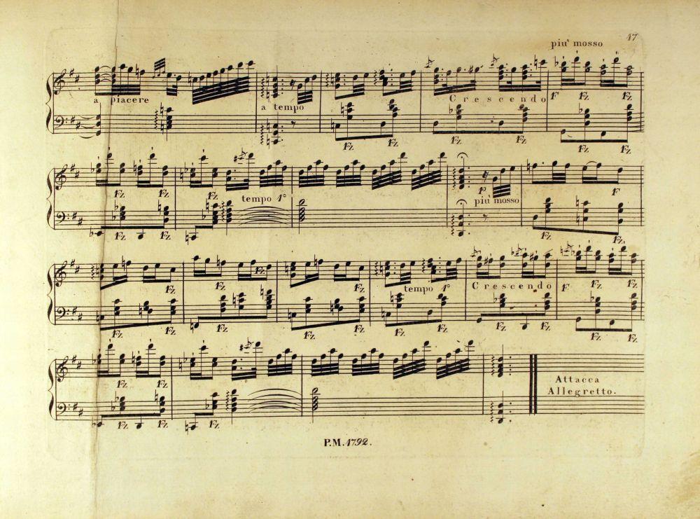 Mátray (Róthkrepf) Gábor: Pannónia vagy: Válogatott Magyar Nóták Gyűjteménye, Bécs, Mechetti, [1826]. – Zeneműtár (Mus. pr. 12.691)