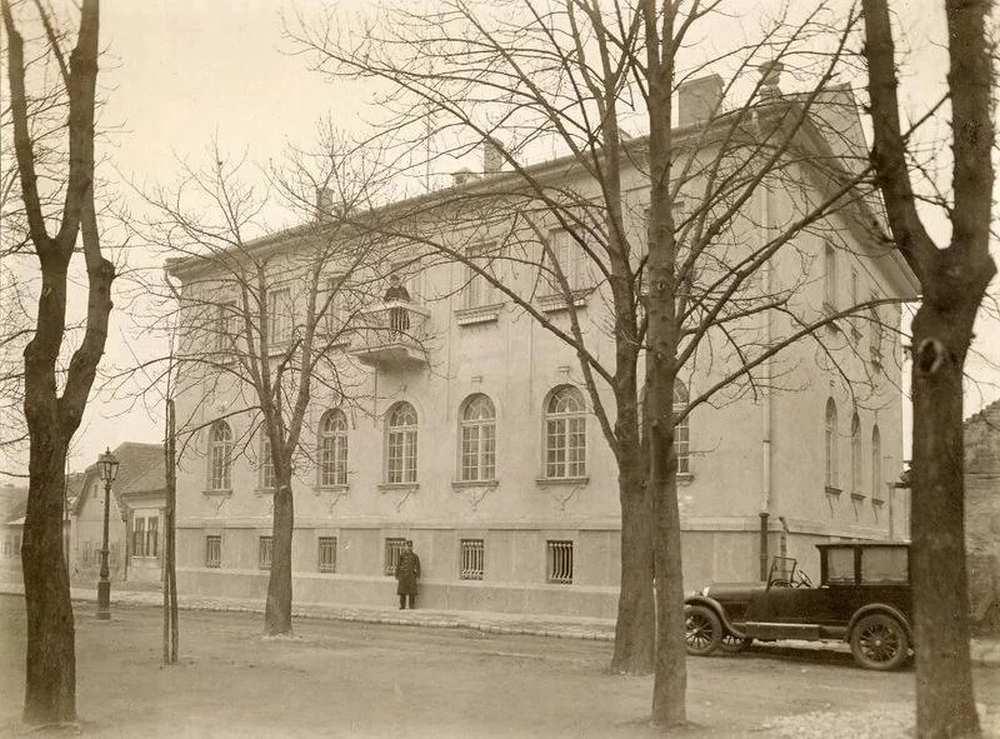 Óbudai távbeszélőközpont, I. kötet – Postamúzeum. Leltári szám: 24.507.0