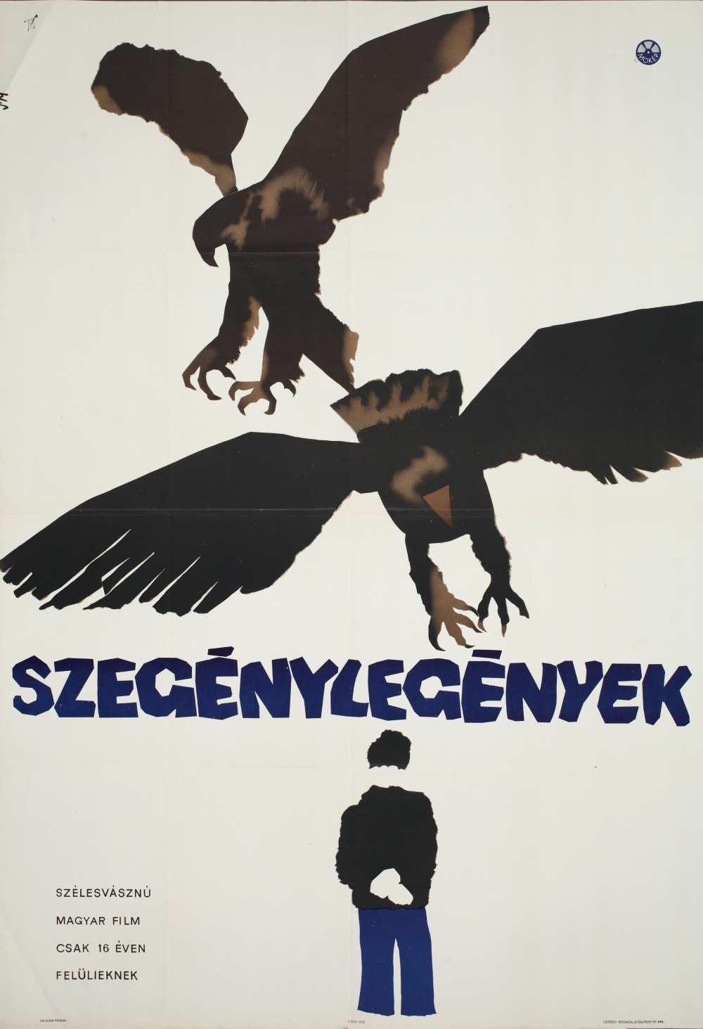 Szegénylegények. Rendezte: Jancsó Miklós. 1965. A film plakátja – Térkép-, Plakát- és Kisnyomtatványtár<br /><br />
