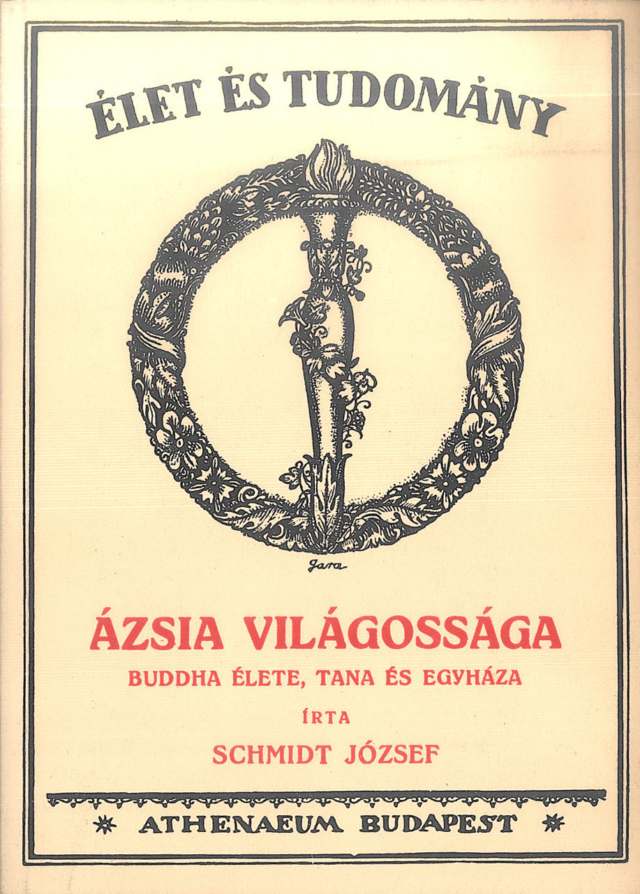 Schmidt József értekező kötetei