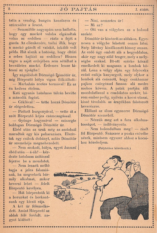 Jó Pajtás. Képes gyermeklap, 1909. (I. évf.)