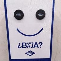 Töltött mosoly, madridi módra