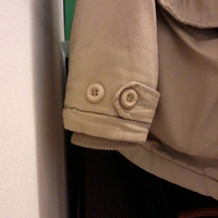 Muppet-kabátujj