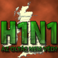 Sertésinfluenza-járvány Angliában 70%-os beoltottság ellenére?