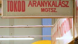 Aranykalász MGTSZ.