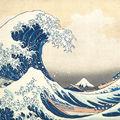 Rajzolj hullámot japán módra!