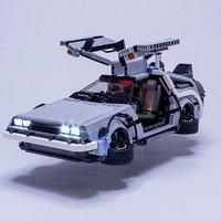 DeLorean LEGO-ból