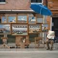 Banksy trollkodik a Velencei Biennálén