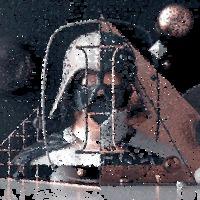 Darth Vader, David Bowie és Daft Punk egy 3D művész szemével