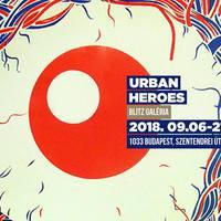 Urban Heroes kiállítás