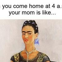 Frida Kahlo kiállítás a Nemzeti Galériában
