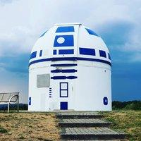 Csillagvizsgálóból R2-D2 - nem csak Star Wars fanoknak