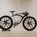 Elektromos bringa leszerelhető hangfallal