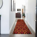 Ragyogás szőnyeg a nappaliban
