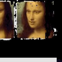 Beszél a Mona Lisa