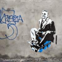 Banksy Budapesten!?