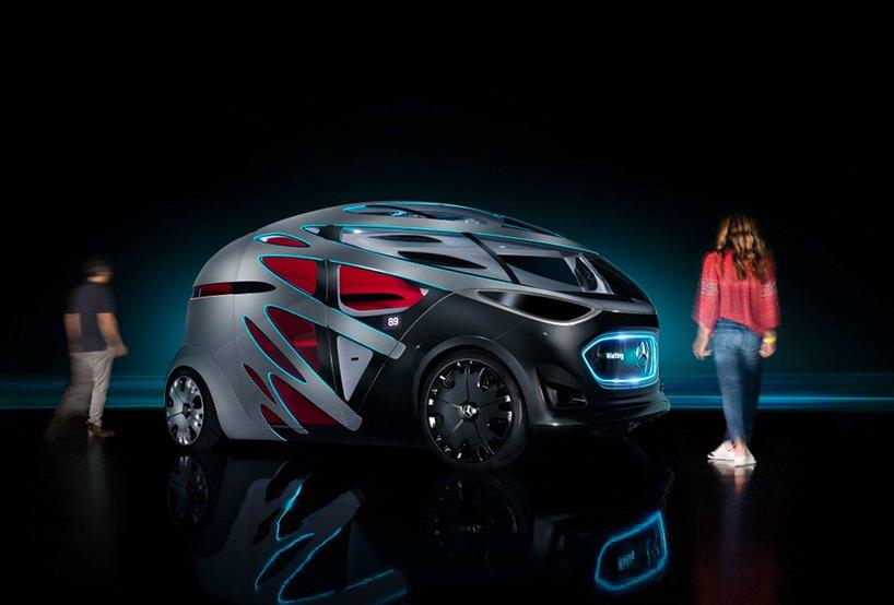 A jövő Mercedese