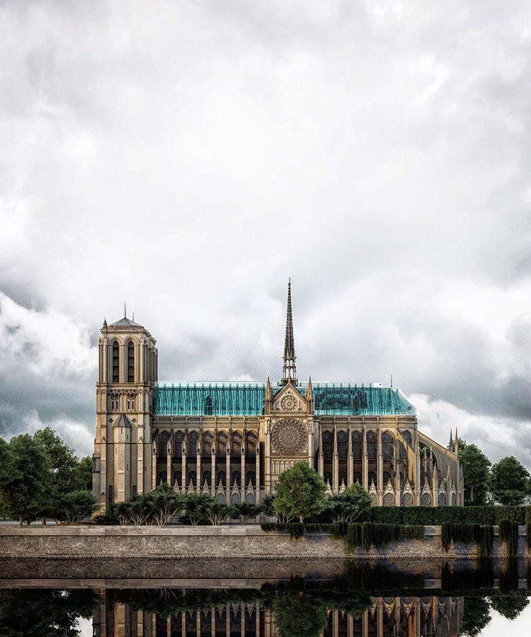 Alexander Nerovnya - Notre Dame