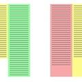CSS: Egyenlő magasságú div oszlopok.