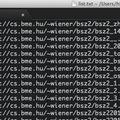Brute-force URL fuzzer bash script