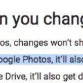 Google Drive: Eltűnő fotók