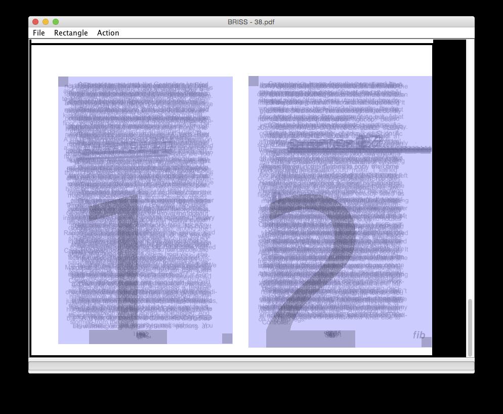 Kétoldalas PDF-ek elfelezése
