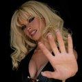 Sosem találod ki, ki van ezen a képen! Hát nem Pamela Anderson!