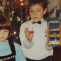 Vámpírfog, frölonok, Kaland, Játék, Kockázat, karácsony 1989-ben