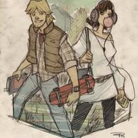 Zseniális Star Wars-Parker Lewis crossover