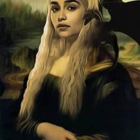 Mona Lisa a Trónok harcából, Aliennel
