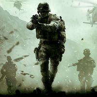 A Call of Duty: Modern Warfare lesz a márciusi ingyenjáték PS4-re!