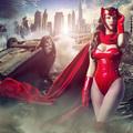 10 geekcsaj, aki dögösebb a Bosszúállók Vörös Boszorkányánál