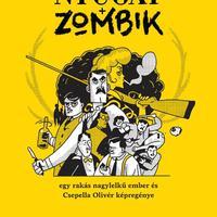 Idén a Nyugat+Zombik nyerte el a magyar képregényipar Oscarját