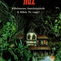Horror és fekete mágia lapozgatós könyvben