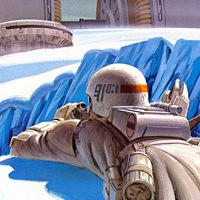 Ralph McQuarrie kidobott vázlatrajzaiból született meg a Star Wars 7