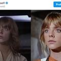 Már Mark Hamill is azon nevet, milyen csinos csaj lenne Luke-ból!