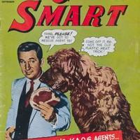 Max Smart, a balfácán, a zsenikém, a képregényhős